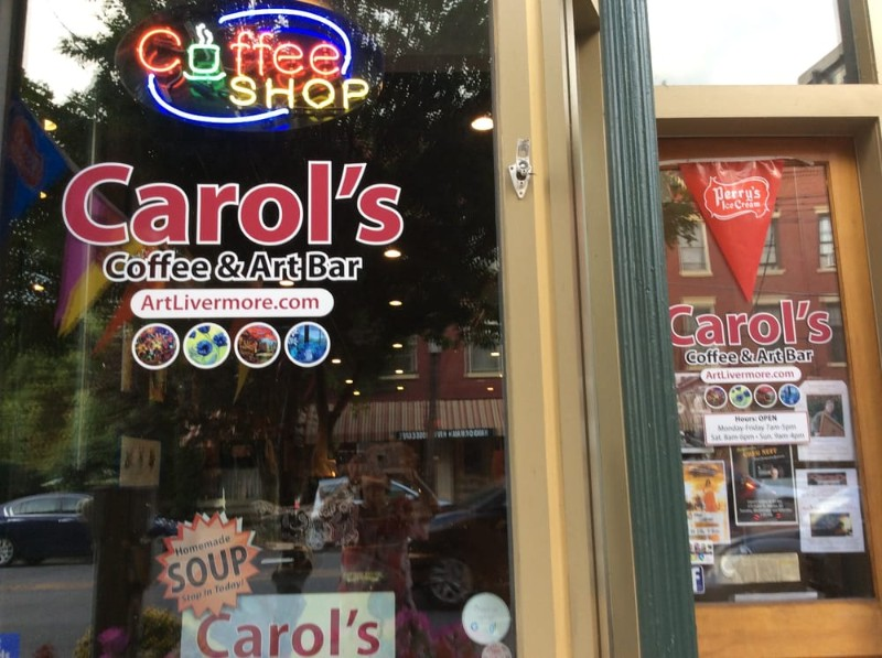 Carol's Coffee and Art Bar