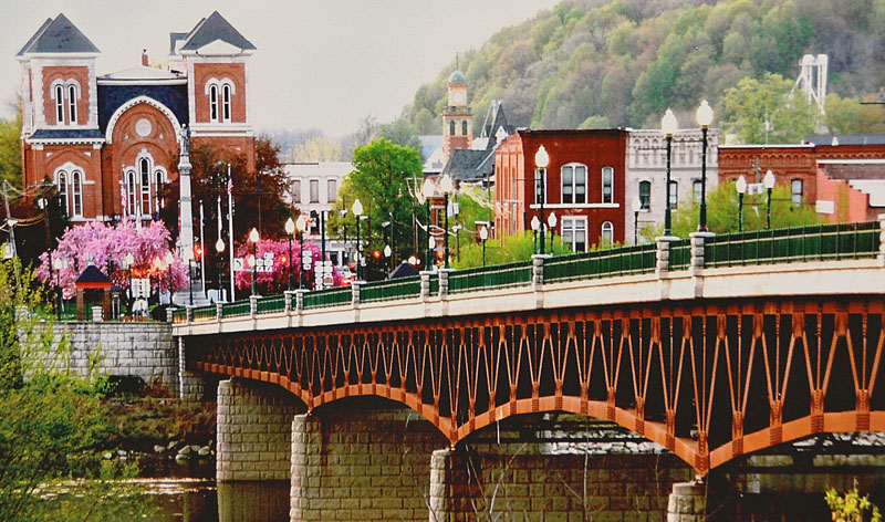 The Historic Village of Owego