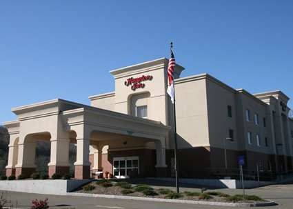 The Hampton Inn