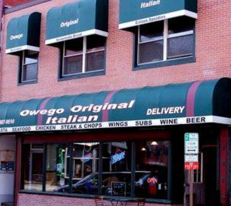 Original Italian Pizza And Restaurant Owego Ny