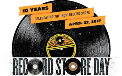 Celebrate Record Store Day