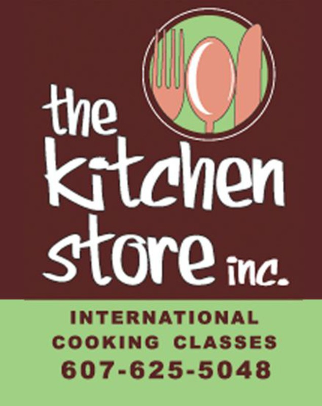 Kitchen Store Logo the kitchen store   experience tioga   events, restaurants