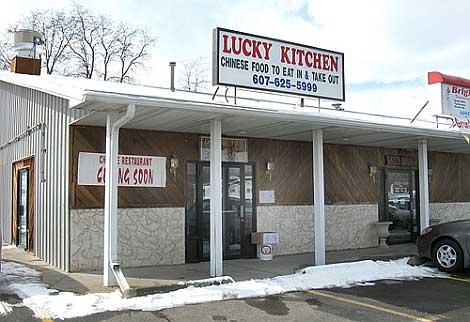 Lucky Kitchen