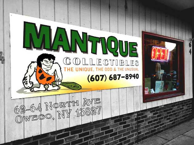 MANtique Collectibles